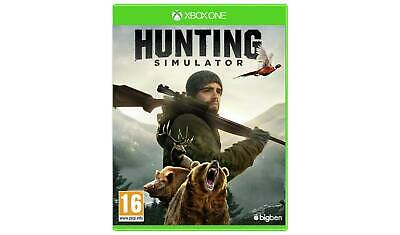 Hunting Simulator For Xbox One (New & Sealed)