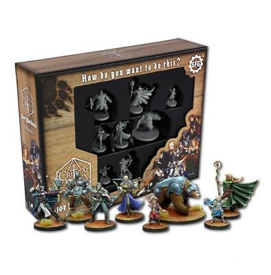 Critical Role Miniatures 8-pack Vox Machina - *PRE ORDER ITEM*