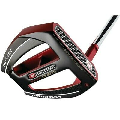 "New Odyssey O-Works Red Marxman S - 35"" Putter Standard Grip 35 inch"