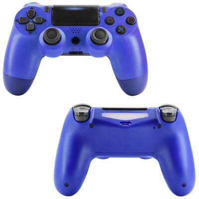 Wireless Bluetooth Controller For SONY Dualshock PlayStation 4 PS4  2nd Gen Blue