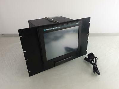 EUROTHERM CHESSEL Data Acquisition Thermal Chart Recorder 5180V