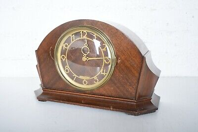 """Seth Thomas Westminster Colonial Mantle Electric Clock Vintage Large 16"""""""