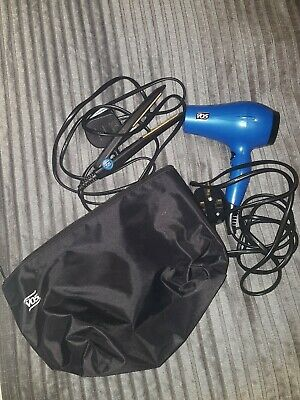 VO5 Mini Travel Hair Straighteners and Hair Dryer Set