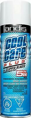 Andis Cool Care Plus Clipper Blade Cleaner 15.5 oz  5 in 1