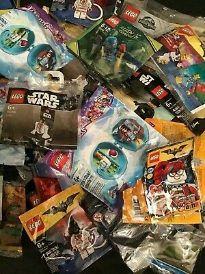 Lego Polybags / Poly ~ Star Wars , Marvel ,Batman , Dc  Friends Choose Which One