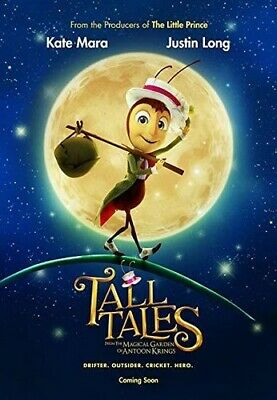 Tall Tales: Animated Movie DVD