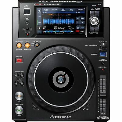 Pioneer XDJ-1000MK2 Digital Performace Multi Playerperp Rekordbox-ready Digital