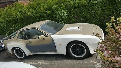 Porsche 924 with 924 Carrera GT bodykit needs Respray, easy project CAN DELIVER