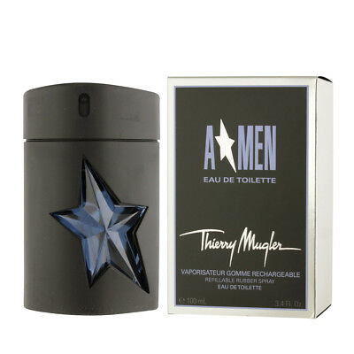 Thierry Mugler A*Men Rubber Flask Eau De Toilette Refillable 100 ml (man)