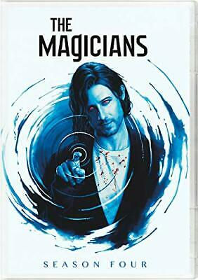 The Magicians Season Four Jason Ralph The Magicians NR DVD Number of discs 4 NEW