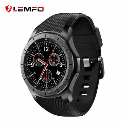 09278a80fee318 LEMFO LF16 Bluetooth Smart Watch 3G GSM GPS WiFi Smartwatches For Android  iOS