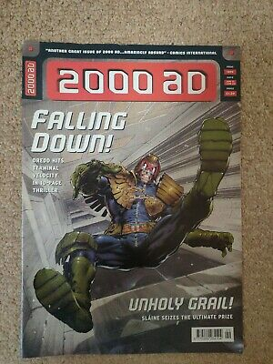 2000ad #1000-1099 Incomplete