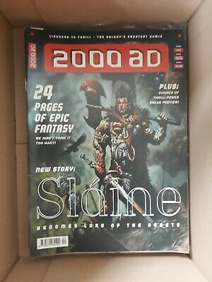 2000ad #1100-1199 Incomplete