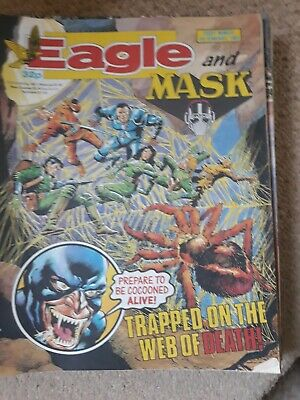 Eagle (UK) 1989 Incomplete (35 Issues)