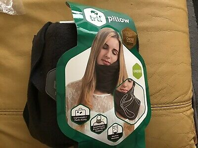 TRTL Pillow-Lightweight& Packable-Scientifically Proven Neck Support