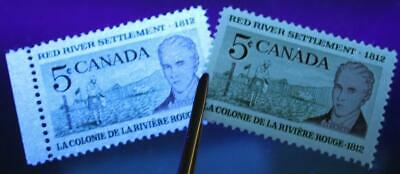Canada #397iii HF Variety, MNH OG With Normal #397 To Compare