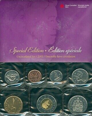 2003 WP *Special Edition* 5 cents in Mint Sealed cello