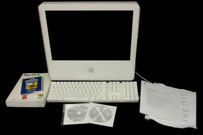 Apple Imac G5 17 All In One Computer 80gb 7200 Rpm Os X 10 5 A1058