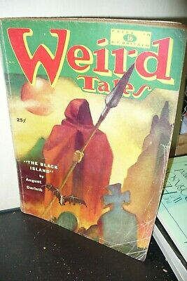 Weird Tales British Edition  [2 Issues]