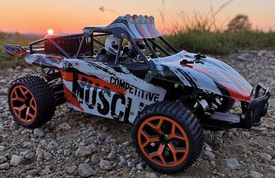 RC Speed Buggy X-KNIGHT 4WD Allrad ferngesteuertes Auto 2,4 Ghz. Monster Truck