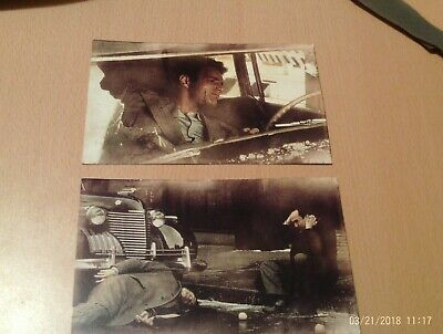 Collectable Postcards - The Godfather  x 2  Corleone  From 2004  VGC