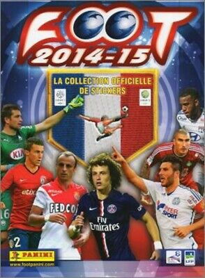 LORIENT - STICKERS IMAGE PANINI FOOT 2014 / 2015 - a choisir