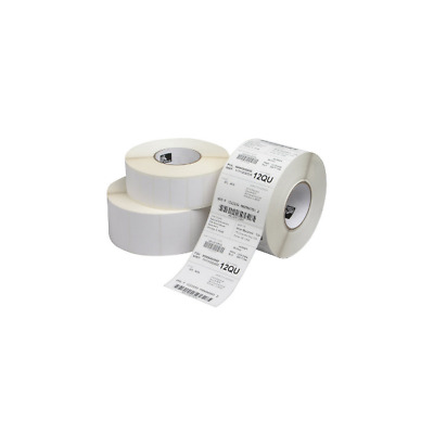Zebra 3008872-T Z-Perform 1000D - White - Paper - Direct thermal - Permanent