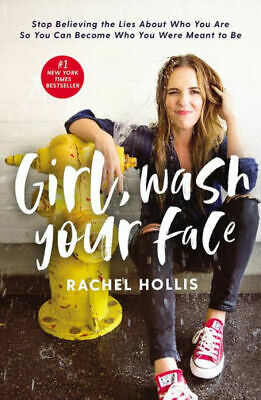 📌 📌 2in1 Girl, Wash Your Face and Girl, Stop Apologizing By Rachel Hollis