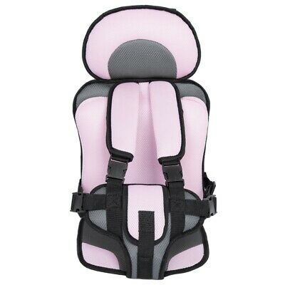 Safety Fabric Comfortable Breathable Thickening Adjustable Children Car Seat