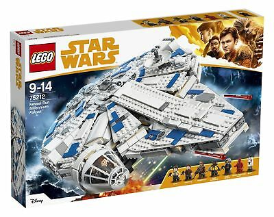Brand New LEGO Star Wars Kessel Run Millennium Falcon - giant brick set build