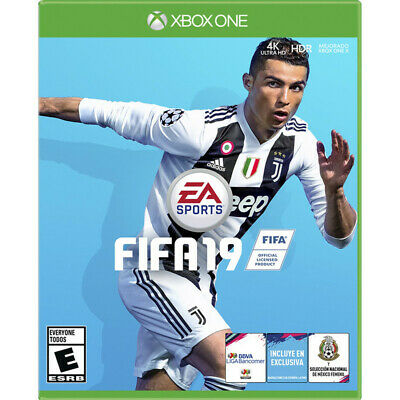 Offer!! Fifa 19 Xbox One, Original Offline (No Cd / No Code)