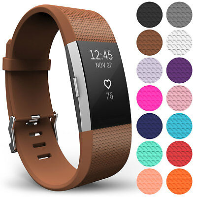 Fitbit Charge 2 Wrist Straps Wristbands, Best Replacement Accessory Watch HG