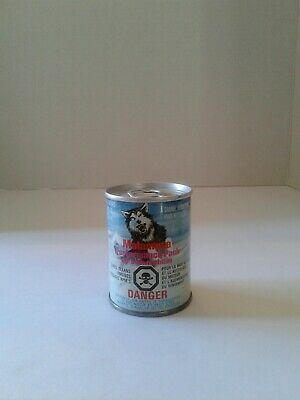 Vintage oil can Malamute