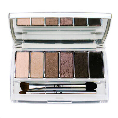 Dior Eye Reviver Illuminating Neutral Eye Palette Eyeshadow Liner 001