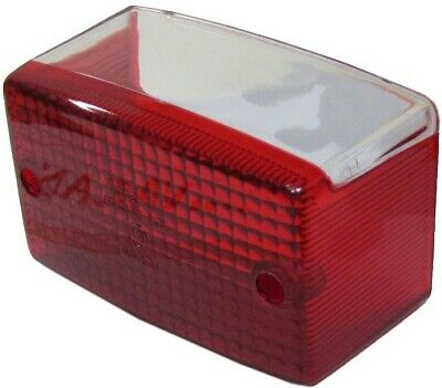 Taillight Lens For Suzuki DR 125 SH 1986