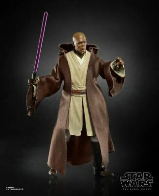 Star Wars Black Series Mace Windu 6-Inch Action Figure
