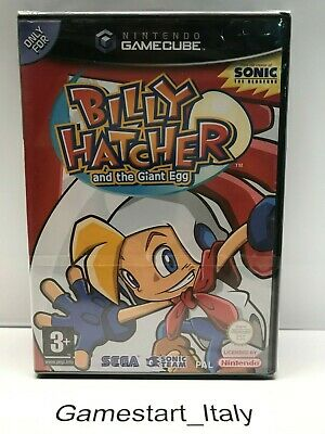 Billy Hatcher And The Giant Egg - Nintendo Gamecube - Nuovo New Sealed Pal