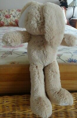 "Marks & Spencer Very Soft Bunny 12"" Tall Comforter 05959525"