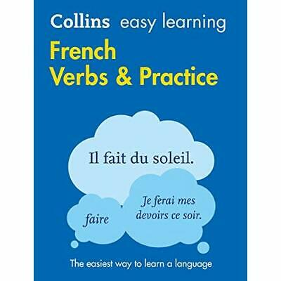Easy Learning French Verbs and Practice (Collins Easy L - Paperback NEW Collins