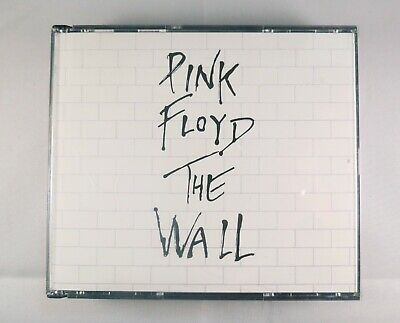 Pink Floyd - The Wall (Remastered) 1994 2 CD album, good condition, plays well.
