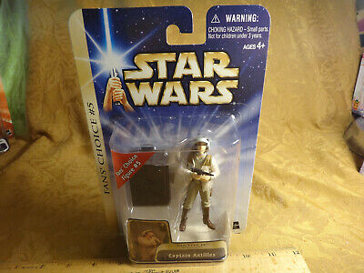 Star Wars A New Hope Tantive IV Invasion Captain Antilles - Free S&H USA