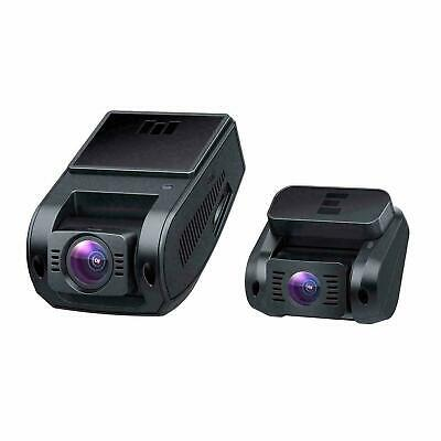 AUKEY Dash Cam Dual 1080P HD Front and Rear 6-Lane 170° Wide-Angle Lens WDR ref0