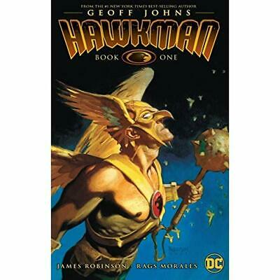 Hawkman by Geoff Johns TP BookOne - Paperback NEW Morales, Rags 20/06/2017