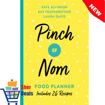 Pinch Of Nom Food Planner Includes 26 New Recipes Home Style Food Planner