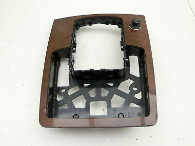 Cover mounting frame for Centre Console wood dekor Audi Q7 4L 05-09 4L0864261