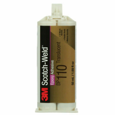 5 pack SCOTCH-WELD EPX EPOXY ADHESIVE DP110 Excellent price!