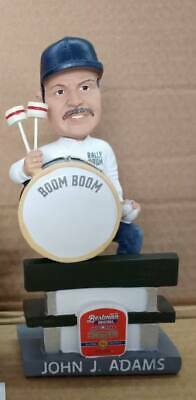 John Adams Cleveland Indians Drummer Bobble Bobblehead New 1 of 1,000 IN STOCK