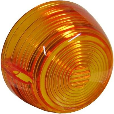 Indicator Lens Front L/H Amber for 1984 Honda CF 70 Chaly