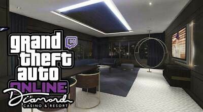 Grand Theft Auto Online: Twitch prime rewards [PS4, Xbox One, and PC]