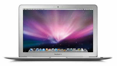 Apple MacBook Air 13.3 Inch Intel Core i5 1.7GHz 4GB RAM 128GB SSD - MC965LL/A